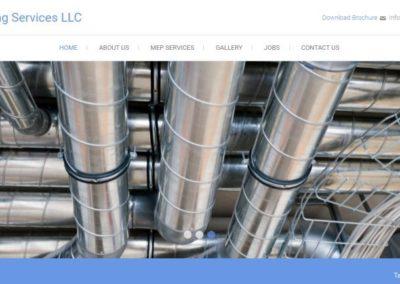 TAIBA ENGINEERING A DUBAI BASED WEBSITE