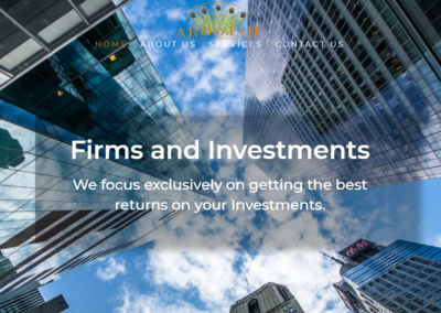 Aroojah Firms and Investments